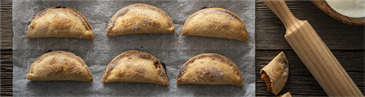 Guava and Cheese Empanadas