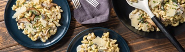 Ronzoni® Mushroom and Asiago Mac & Cheese
