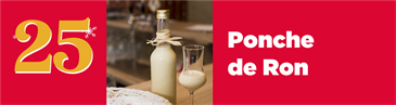 Christmas Cocktail Countdown: Ponche de Ron