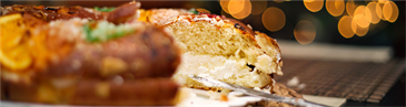 3 Kings Day: Rosca de Reyes