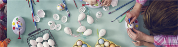 Easter At-Home Crafts